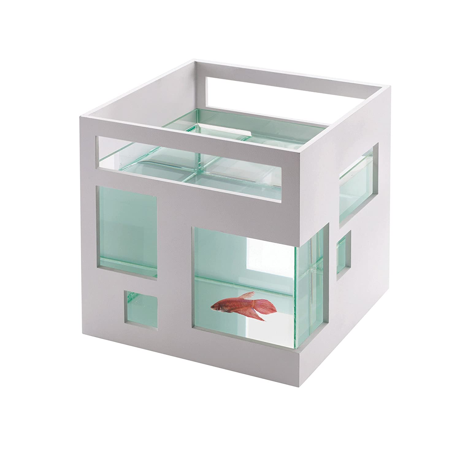 Amazon.com : Umbra FishHotel Aquarium : Fish Bowls : Pet Supplies