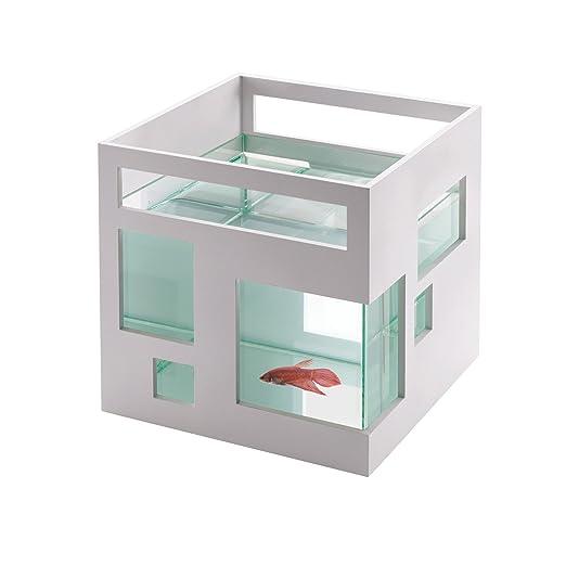 "19 opinioni per Umbra- Vaschetta per pesci ""Hotel marino"", colore: Bianco"