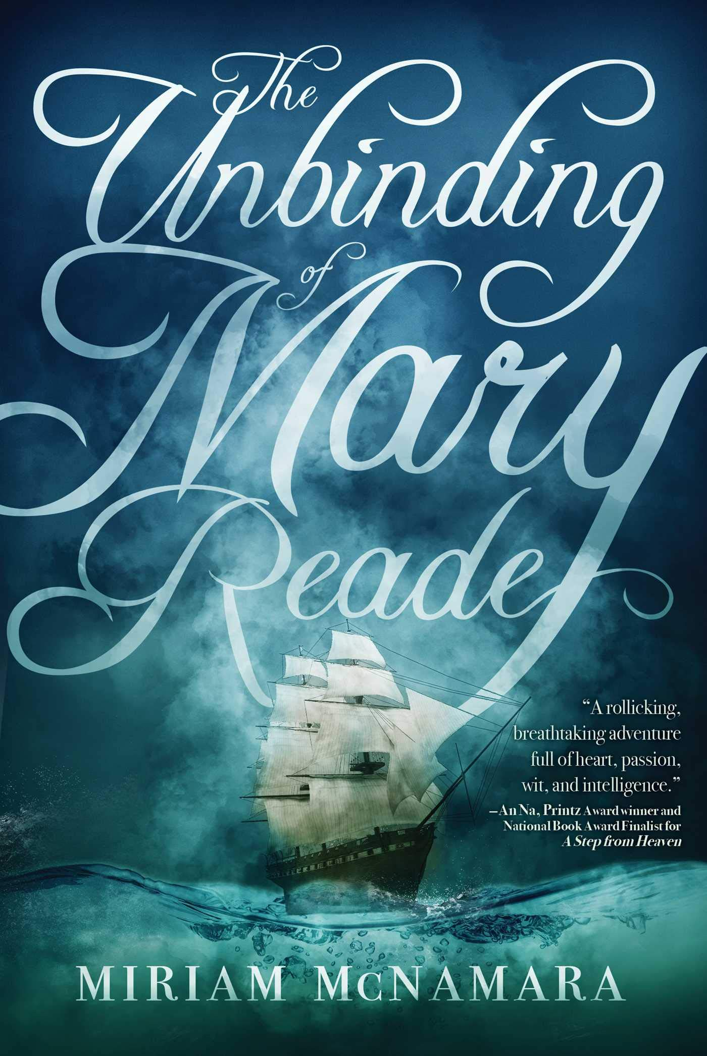 Amazon.com: The Unbinding of Mary Reade (9781510727052): McNamara ...