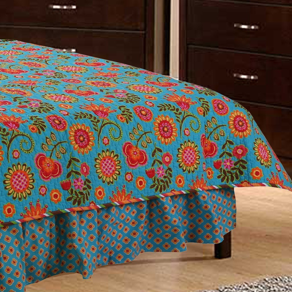Cotton Tale GPTBS Gypsy Twin Bed Skirt