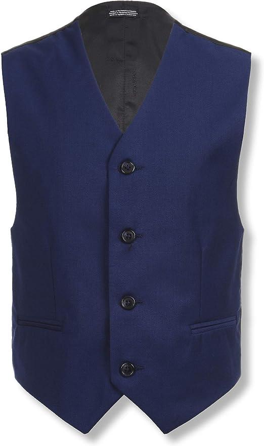 Calvin Klein Boys Solid Suit Vest