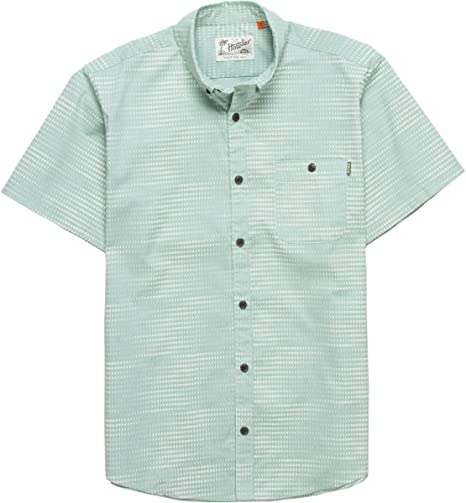Men/'s Howler Brothers Mansfield Shirt