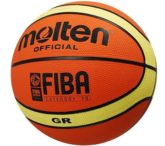 Molten Ballon de basket Street Jeux FIBA Approuvé Formation Boules ...