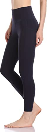 Women's Soft High Waisted Yoga Pants Full-Length Leggings