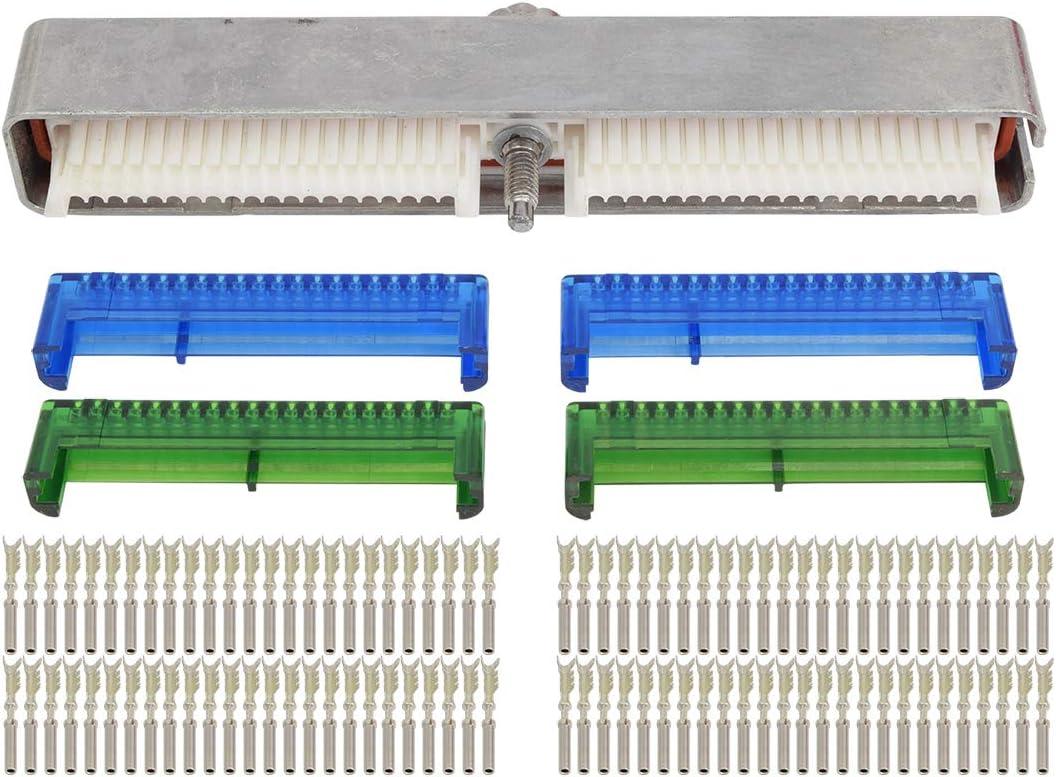 ls1 pcm wire harness blue green amazon com ict billet ls gen 3 ecm engine computer connector kit  ict billet ls gen 3 ecm engine