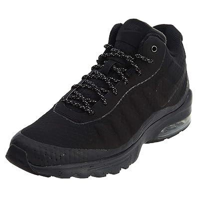 Nike Air Max Invigor Mid Herren Sneaker Größe 42 Schwarz