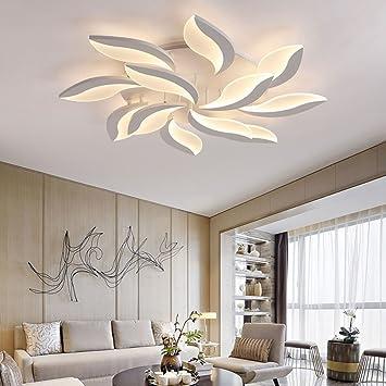 YAYONG Deckenleuchte LED Einfache Moderne Wohnzimmer Licht Warme ...