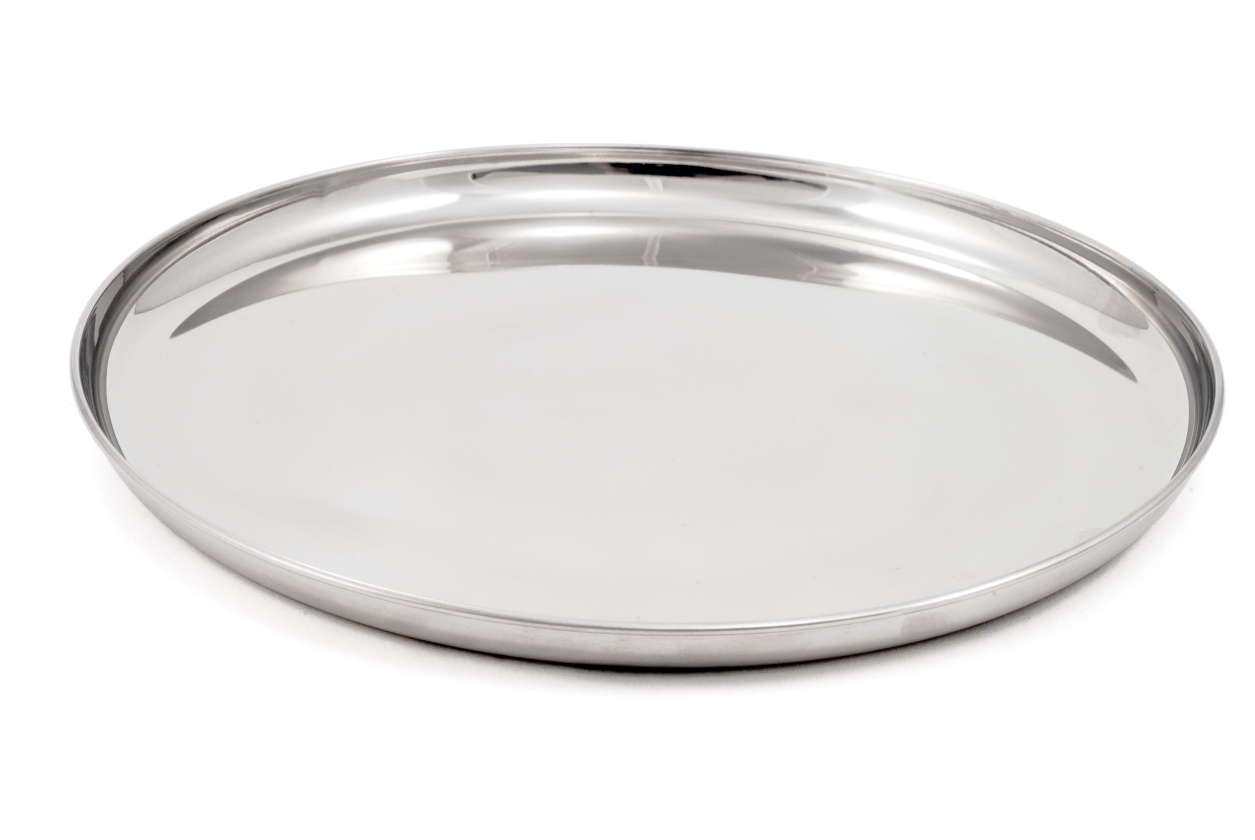 GSI Outdoors Glacier Stainless Steel Plate, Single