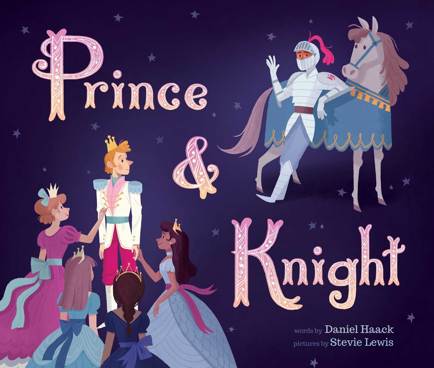 Prince & Knight (Mini Bee Board Books): Haack, Daniel, Lewis ...