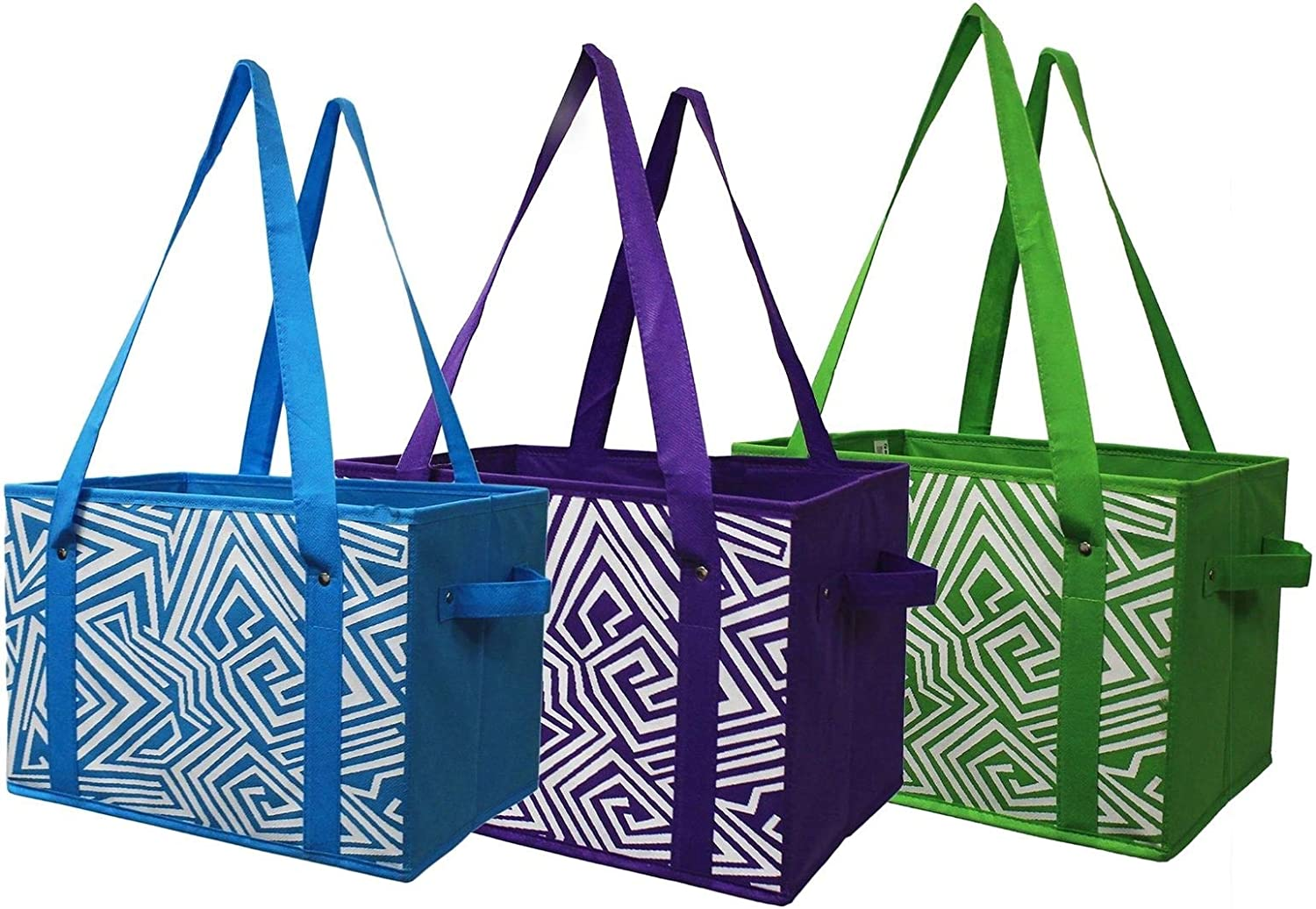 Always Ready collapsible tote bag