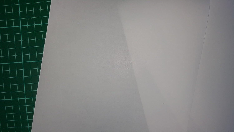 Spenic 67GSM semi opaco colore naturale carta lucida–20fogli A4