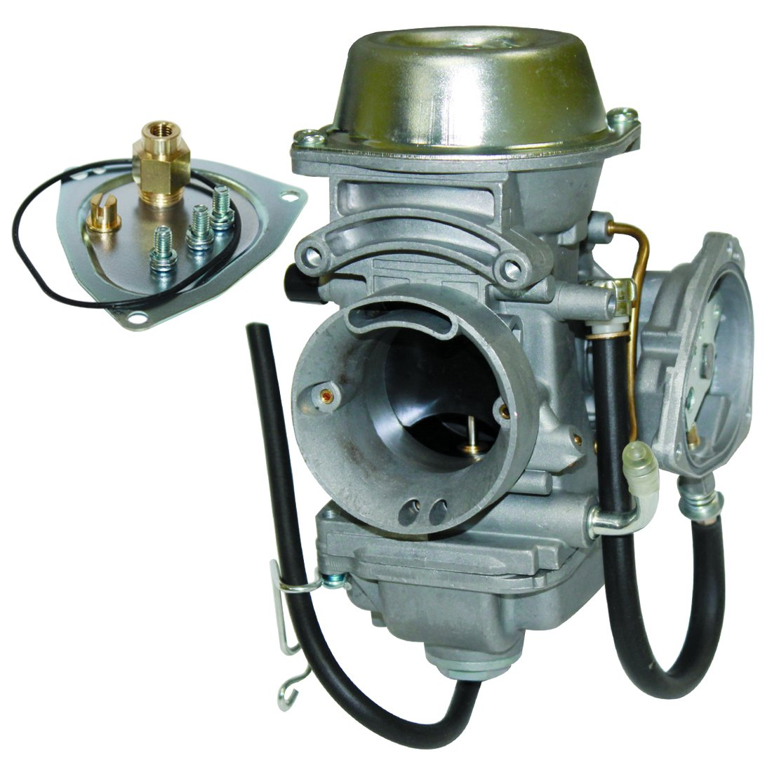 Caltric CARBURETOR Fits POLARIS SPORTSMAN 500 4X4 HO 2001-2005 2010-2012
