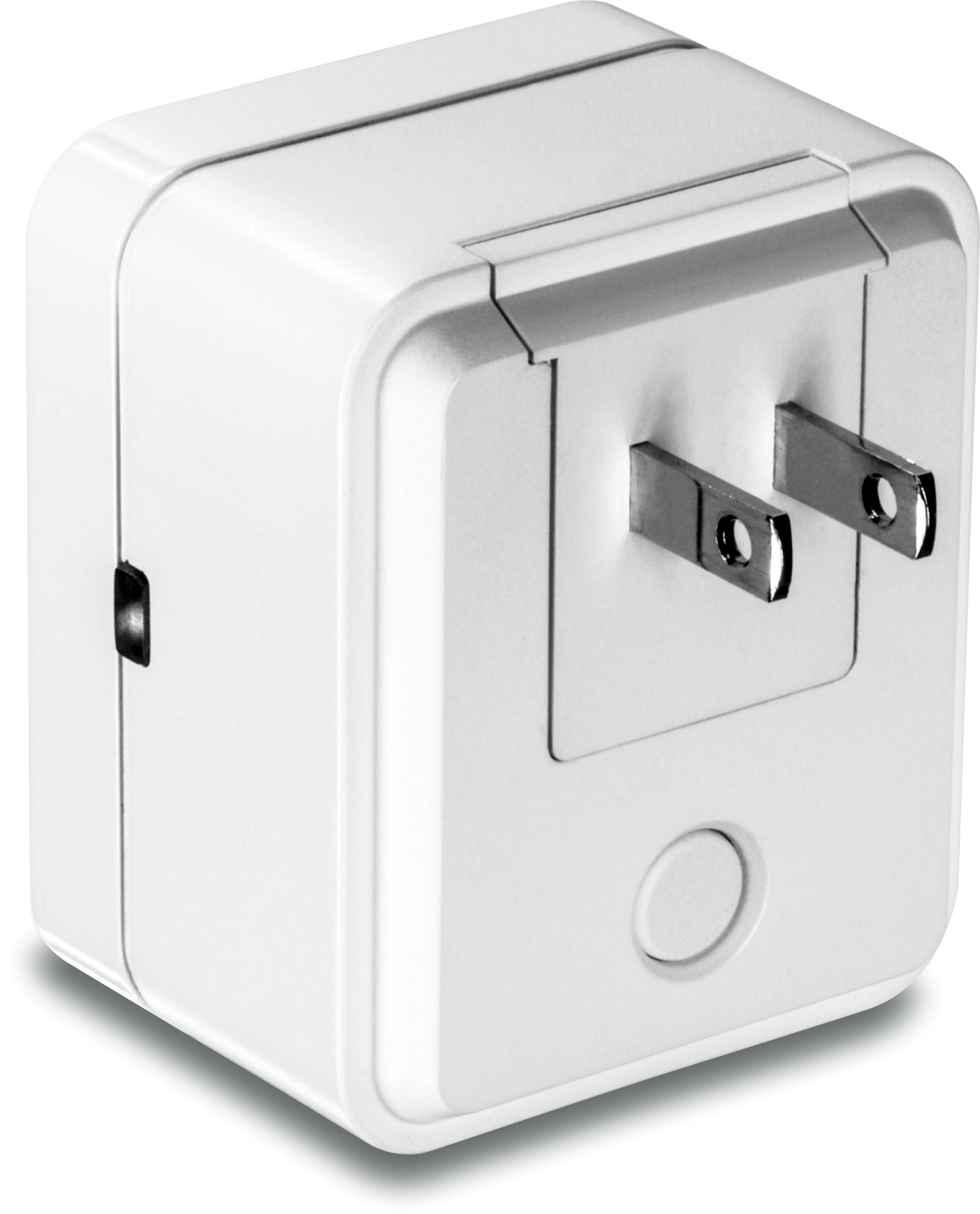 TRENDnet  TEW-737HRE N300 20 DBM, High Powered Universal Wireless Range Extender, Wi-Fi Repeater, Wall Plug, Plug and Play, Ethernet Port, One Touch connection (WPS), Smart Signal Indicator LED,IP V6, On/Off Power switch, TEW-737HRE by TRENDnet (Image #3)
