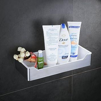 WunderschöNen Badablage Duschablage Badregal Duschregal Duschkorb Ohne Bohren Möbel & Wohnen Badzubehör & -textilien