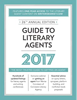 Amazon how to write irresistible query letters 9781582971551 guide to literary agents 2017 the most trusted guide to getting published market spiritdancerdesigns Images