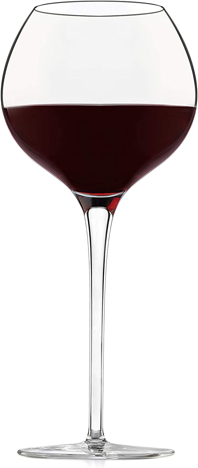 Libbey Signature Westbury Red Wine Glasses, 23.5-ounce, Set of 4