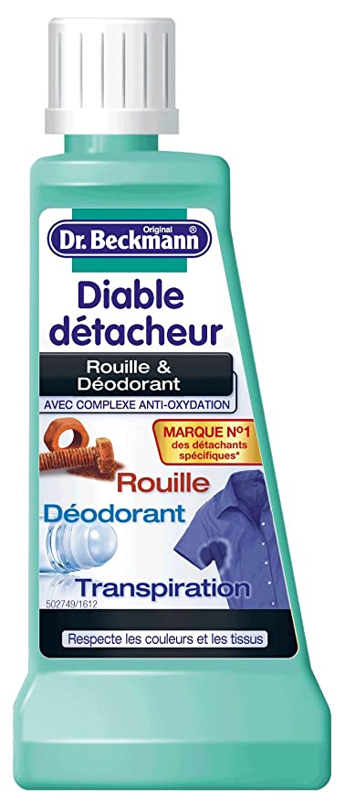 Dr. Beckmann manchas Teufel parrilla y desodorante, pack de 3 (3 x 50