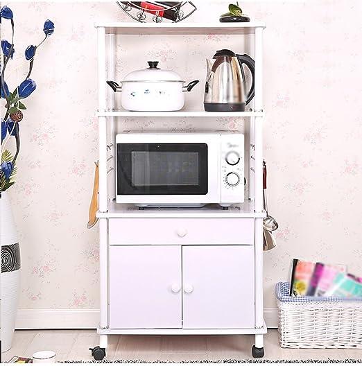 Muebles de cocina Cocina creativa Horno de microondas ...
