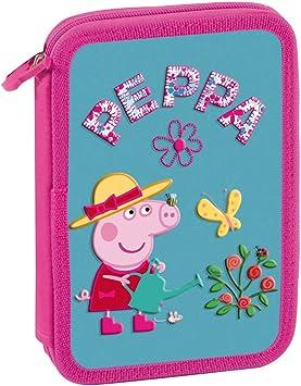 Peppa Pig - Plumier, 20 x 14 cm (Copywrite 109557): Amazon.es: Juguetes y juegos