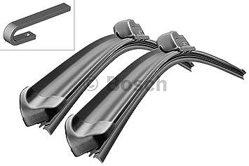 Bosch Aerotwin AR601S 3397118907 Limpiaparabrisas 600/400 + 2 x Gelan para limpiaparabrisas, - Set [fop del paquete]: Amazon.es: Coche y moto