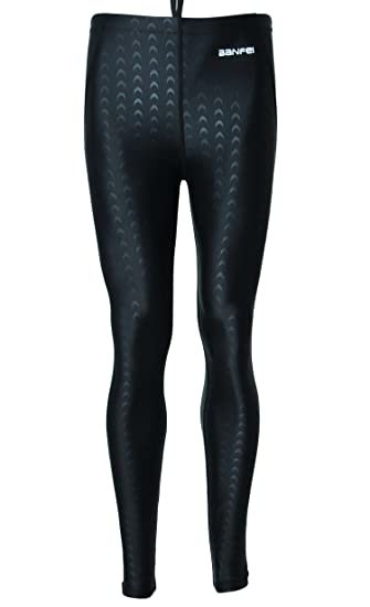 8cf91a5013042 FEOYA Men Wetsuits Basic Dive Skins Body Pants Surfing Leggings Breathable Tights  Wetsuit - M -