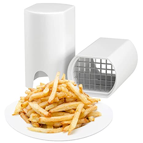 531636eecde Buy Collectrio Potato Vegetable Finger Chips Cutter - Multicolour Online at  Low Prices in India - Amazon.in