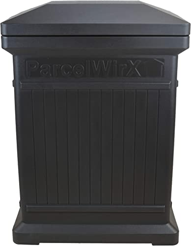 RTS Home Accents Parcelwirx Standard Vertical Delivery Drop Box w/Lift Off Lid