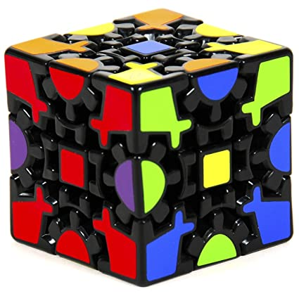 e57f464a48c1 Buy Meffert'S Speedcubing Puzzle Gear Cube ~ Black Body New!! Online ...
