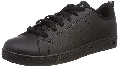 cheap for discount 2337f 9c1b0 adidas Vs Advantage Clean K, Scarpe da Ginnastica Basse Unisex – Bambini,  Nero (