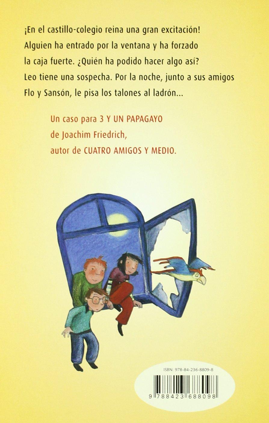PERSIGUEN AL LADRÓN DE CAJAS FUERTES (Spanish) Hardcover – April 1, 2008