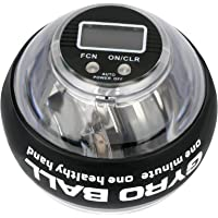 LED Hand- en Armtrainer met toonbank, Gyroscopische handoefenballen, Autostart Pols Trainingsbal Energy Ball Gebruikt…