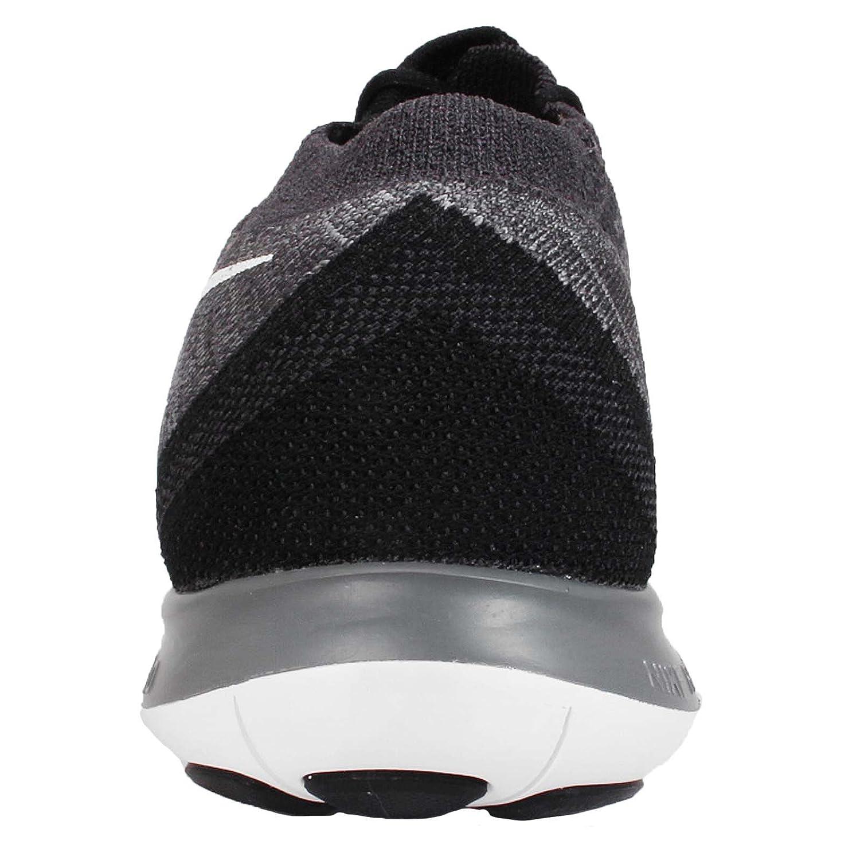 Nike Free 3.0 Flyknit, Zapatillas de Running para Hombre, Negro (Schwarz-Grau-Weiß), 40 EU: Amazon.es: Zapatos y complementos