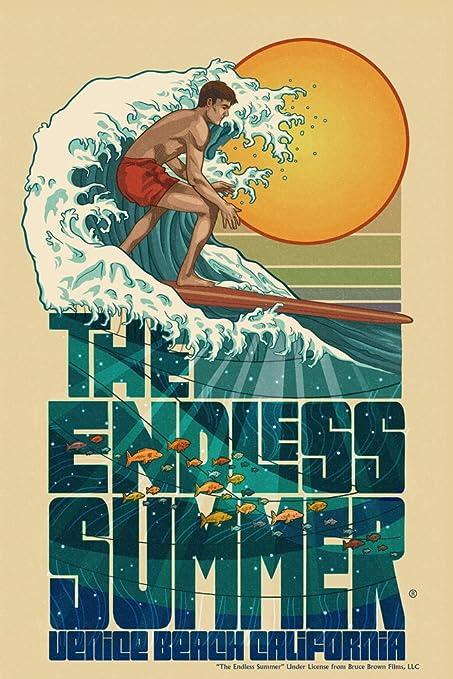 Amazon.com: Venice Beach, California - The Endless Summer ...