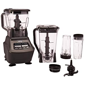 Amazon.com: Nutri Ninja Personal and Countertop Blender with ...