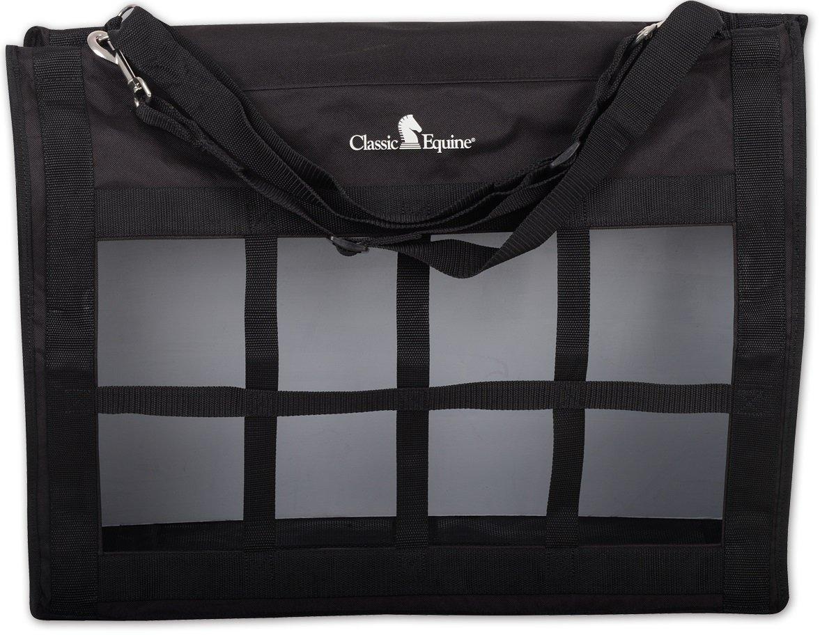 CLASSIC EQUINE HAY BAG TOP LOAD DESIGNER SERIES ALL COLORS (Black)