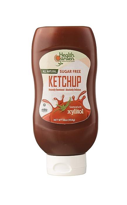 Top 7 Health Garden Xylitol Ketchup