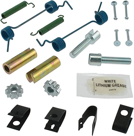 18K1550X AC Delco Brake Hardware Kit Front or Rear New for Chevy Express Van