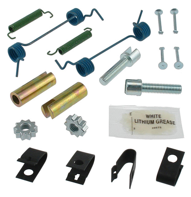 ACDelco 18K1618 Professional Rear Parking Brake Hardware Kit