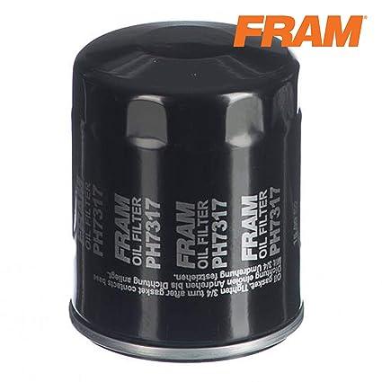 Fram PH7317 Filtro de aceite: Amazon.es: Coche y moto