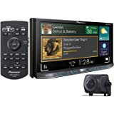 "Pioneer AVH-4201NEX Double-DIN Multimedia DVD Car Stereo with 7"" WVGA Touchscreen Display with Android Auto/Apple Carplay/Backup Camera"