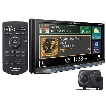 Pioneer avh-4201nex doble DIN MultiMedia DVD estéreo de coche con pantalla WVGA pantalla táctil