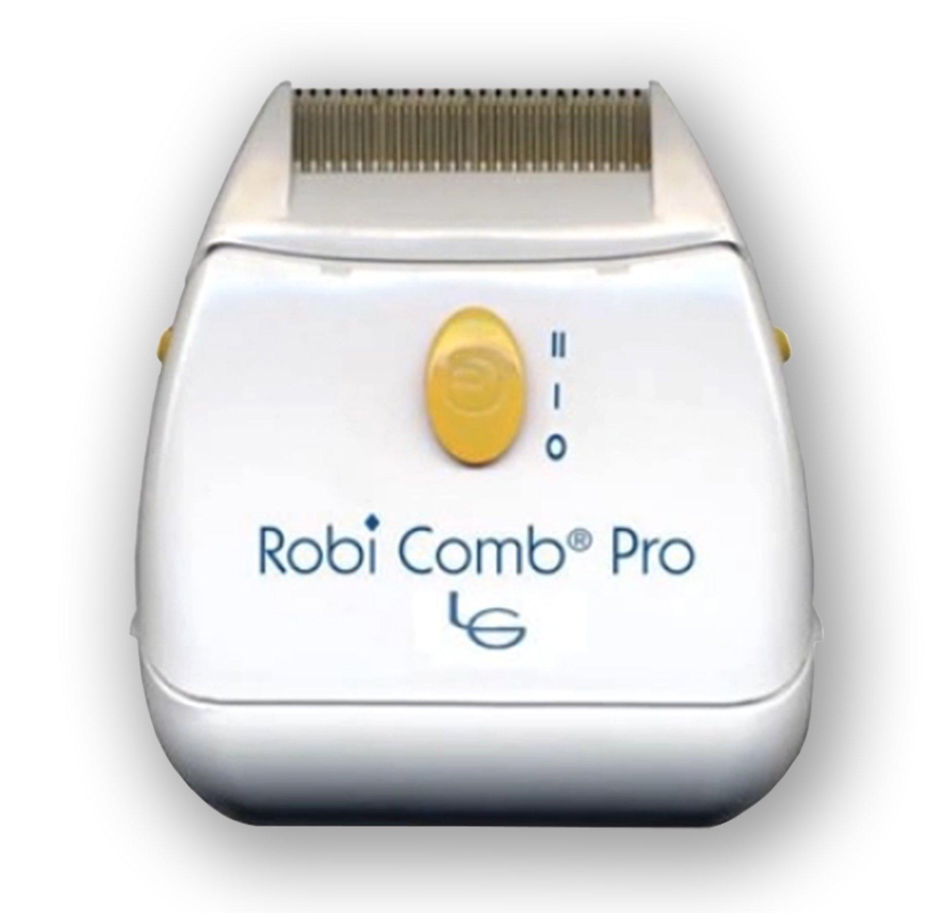 LiceGuard Robi Comb Pro - Electronic Lice Comb