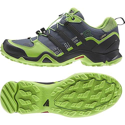 rizo enchufe chasquido  Adidas Terrex Swift R Gtx W Smi Solar Grn / Blck / Blck Women's Hiking  Shoes - 8.5 D(M) US: Buy Online at Low Prices in India - Amazon.in