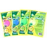 LHHG Keyboard Cleaner (4PCS) - Remove Dust, Hair and Crumbs from Keypad, Air Vent - Rid Your Electronics of Dirt or Germs - Best Keyboard Cleaning Gel - Effective and Efficient
