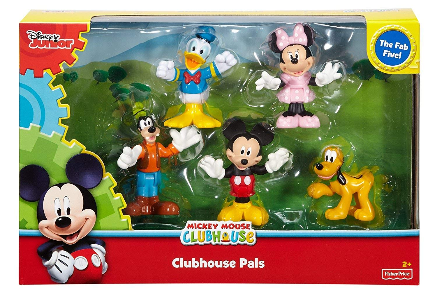 1b5a4d5c232b6 Amazon.com  Fisher-Price Disney Mickey Mouse Clubhouse