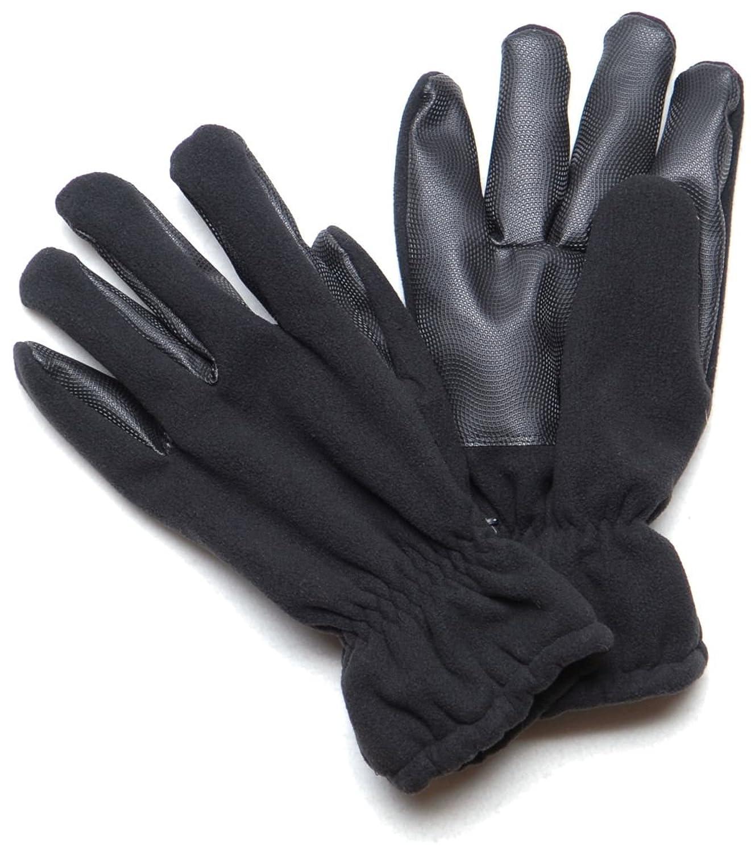 Warme & Weiche Fleece Handschuhe Alpina Winterhandschuhe in Flecktarn, Oliv oder Schwarz S-XXXL