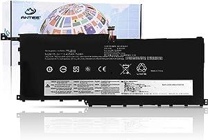 ANTIEE 00HW028 00HW029 01AV439 Laptop Battery for Lenovo Thinkpad X1 Carbon 4th Gen(2016) and 6th Gen(2018), Thinkpad X1 yoga Series 01AV409 01AV438 SB10K97566 SB10F46466 SB10F46467 15.2V 52Wh 3425mAh
