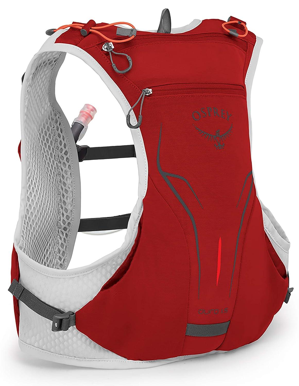 dffaf4ae3f Osprey Packs Duro 1.5 Running Hydration Vest, Hydration Packs - Amazon  Canada