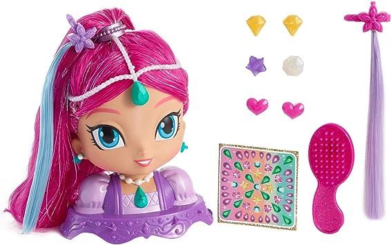 Shimmer y Shine Busto de juguete las muñecas (Mattel FLV03 ...