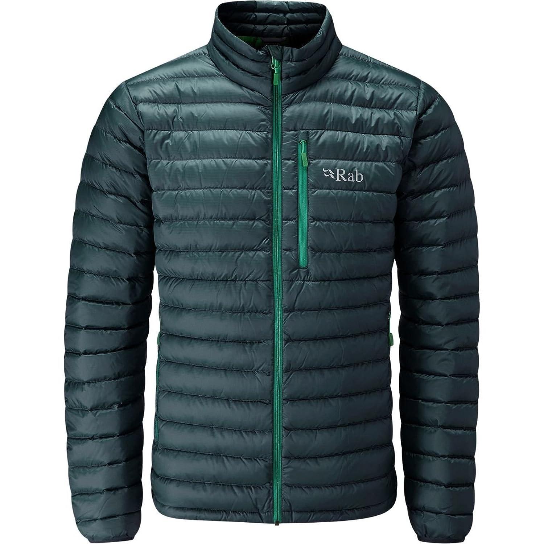 ラブ アウター ジャケット&ブルゾン Microlight Down Jacket Men's Evergreen/ 174 [並行輸入品] B079H1QPJ7 M
